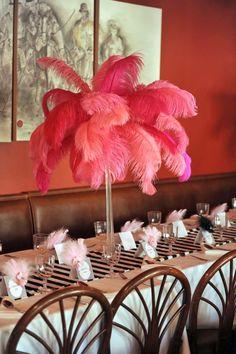 Parisian Fashion Show Birthday Party Ideas | Photo 9 of 12 | Catch My Party