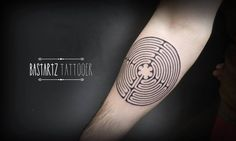 labyrinthe - Bastartz Tattoo