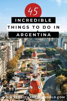 As the second largest country in South America, there are so many things to do in Argentina. Check out this list of 45+ of the best Argentina tourist attractions. From walking on a glacier, to tasting delicious wines, to experiencing Oktoberfest, there's something for everyone in Argentina. | #Argentina #southamerica #buenosaires #salta #peritomorenoglacier #wine #steak #argentinathingstodo #argentinatravel #argentinaitinerary #argentinavacation Stuff To Do, Things To Do, In Patagonia, Argentina Travel, Cultural Experience, Largest Countries, South America Travel, Central America, Travel Guides