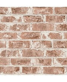 Brewster Home Fashions Brick Wall Mural Reviews Wallpaper Home Decor Macy S Stone Wallpaper Brick Wallpaper Brewster Wallpaper
