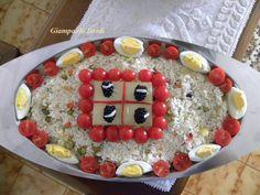 insalata di riso 4 more/i. che fantasia !!!