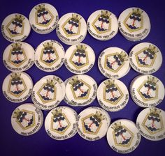 HMS Mauritius edible cake toppers for cupcakes