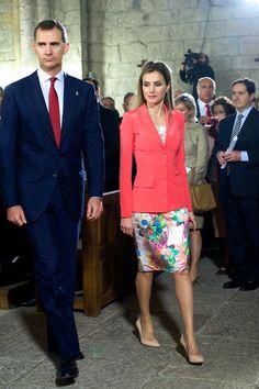 Princess Letizia Photos: 'Marques de Viana' Awards