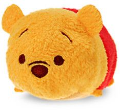 Disney Winnie the Pooh ''Tsum Tsum'' Plush - Mini - 3 1/2'' on shopstyle.com