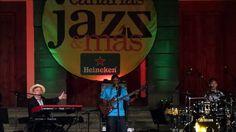 Jon Cleary 25 Festival Internacional Canarias Jazz & Más Heineken Las Pa...
