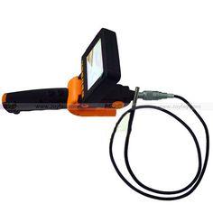 Fiberscope Borescope w/ camera recording,1m probe  http://www.joyfay.com/us/fiberscope-borescope-w-camera-video-recording-1m-probe-3085.html