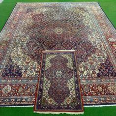 Catawiki Online-Auktionshaus: Sarough-Set, Iran, 372 x 275 cm Iran, Bohemian Rug, Rugs, Home Decor, Small Area Rugs, Persian Carpet, Farmhouse Rugs, Decoration Home, Room Decor