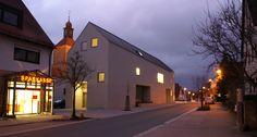 2007 / Möhrendorf / Rathaus im historischen Ortskern | Beer Architektur Städtebau