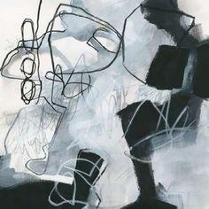 Whats Happening II Canvas Art - Jane Davies (24 x 24)