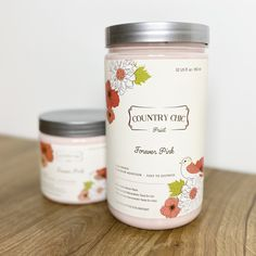 Exclusive Color - Forever Pink — Two Old Souls Shades Of White, Shades Of Green, Brown Furniture, Painted Furniture, Distressed Decor, Custom Calendar, Coat Paint, Paint Line, Yellow Painting