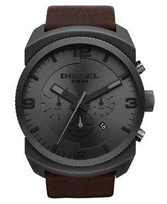 $200 Diesel DZ4256 Watch - Men's Watches - Jewelry & Watches - Macy's