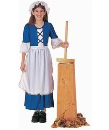 cool Forum Novelties Colonial Girl Costume -Durable and stain resistant man-made fabrics Thanksgiving, Halloween, or slip into character for school history reports Small 4-6, Medium 8-10 and Large 12-14. -http://weddingdressesusa.com/product/forum-novelties-colonial-girl-costume/