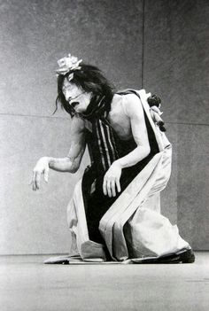 Kazuo Ohno Butoh