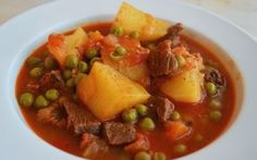 Image from www.coolinarika.com          Ingredients:    4 potatoes (cut into quarters)  2 carrots  1 brown onion  1 green bullhorn peppe...