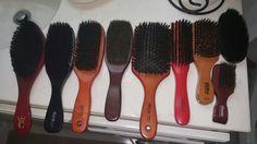 Black Men Hairstyles, Long Hairstyles, 360 Waves Hair, Boar Bristle Hair Brush, Hair And Beard Styles, Hair Styles, Waves Haircut, Beard Tips, Wave Pattern