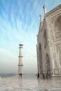 Wonder of World Taj Mahal, India