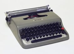 Marcello Nizzoli. Lettera 22 Portable Typewriter. 1950