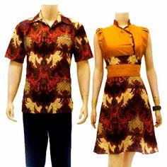 Sarimbit Dress Batik Motif Sekar Call Order : 085-959-844-222, 087-835-218-426 Pin BB 249FA83B Sarimbit Dress Batik Motif Sekar KODE : SD 2930  Harga Rp.185.000.-/pasang | stock 1 pasang Ukuran Pria :  L Ukuran Wanita : Allsize