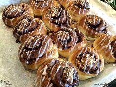نان حلزونی دارچینی دانمارکی – وبلاگ ويدا