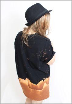 New Vintage Grunge Dip Dye Acid Wash Oversize T-Shirt Dress      #fashion #style #vintage    http://www.ebay.co.uk/itm/New-Vintage-Grunge-Dip-Dye-Acid-Wash-Oversize-T-Shirt-Dress-/130727258725?pt=UK_Women_s_Tops_Shirts=item1e6ff3aa65