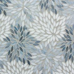 Artistic Tile I Estrella Grey Blend Gloss Finish Mosaic I Get ready for Spring!