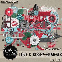 Love and Kisses Elements