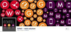 Editel's facebook fan page cover