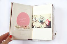 cute journal pages