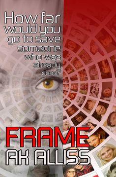 Book Review, FRAME by AK Alliss