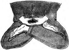 Zazen - Zen meditation position