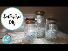 Here's a a quick Dollar Tree Hack for making Solar Light Lanterns. They are so easy and perfect for your back patio, event, or wedding!  FAMILY VLOG C...