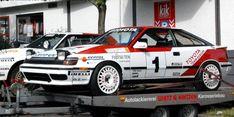 Trailer - Toyota Celica Gruppe A Rallyeauto TTE-Team Köln - WRC