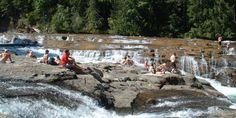 Stotan Falls | Comox Valley Beaches - Comox Valley Recreation