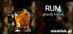 Rum alkohol wysoko procentowy