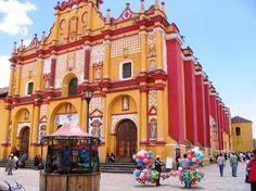 San Cristobal de las Casas, Chiapas.