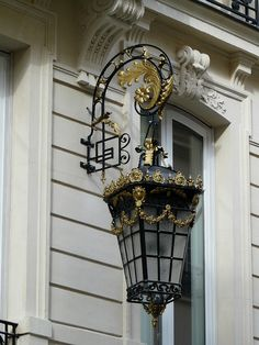 lanterns and lights Lantern Post, Lantern Lamp, Candle Lamp, Old Lanterns, Antique Lanterns, City Lights, Street Lights, Iron Work, Street Lamp