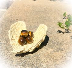 Tigers Eye Sphere/Ball (16-18MM) ONE w/ FREE Affirmation Card/Bag with Healing Energy Infused. Crystal Magic. Natural Crystal Tiger Eye by WingsAndThingsbyAlex on Etsy
