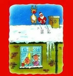 How icicles are made!