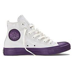 #converse #purple