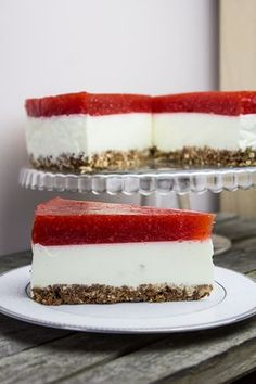 Mousse, Quick Dessert Recipes, Vanilla Cake, Chicken Recipes, Easy, Cheesecake, Deserts, Sweets, Baking