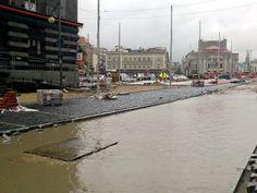 Mickiewiczówka - nowa rzeka na mieście,... - Destr0 - Wykop.pl
