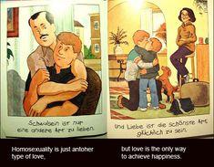 Children's Book Explaining Homosexuality