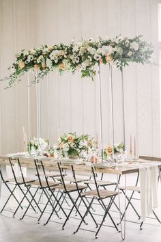 12 Stunning Color Palettes for a Spring Wedding - Chic Vintage Brides : Chic Vintage Brides Wedding Sets, Wedding Shoot, Chic Wedding, Elegant Wedding, Wedding Details, Wedding Blog, Wedding Table Decorations, Wedding Table Settings, Place Settings