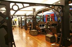 three rings office. Unique Office Design Inspiration  Three Rings Design Offices Could Display Art In The  Fake Frames  FP Creative Office Spaces Pinterest Office Space  On Rings S