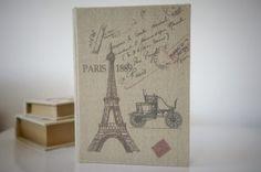 CUTIE CARTE LEMN PANZA PARIS Chic-Boutique.Net