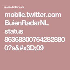 mobile.twitter.com BuienRadarNL status 863683007642828800?s=09