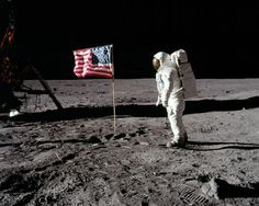 July 20, 1969 - Apollo 11 - First Man on the Moon