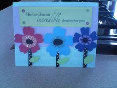 inspirational birthday card