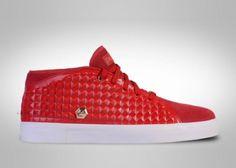 NIKE LeBron XIII Lifestyle Gym Red/Metallic Gold-White New in Box #Nike #AthleticSneakers
