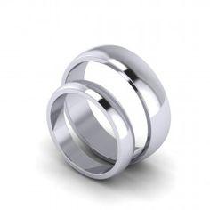 Обручальное кольцо OSB7